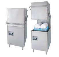 DC Premium Range Passthrough Dishwashers