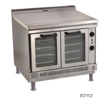 E2112 & E2112/2 DOMINATOR CONVECTION OVENS