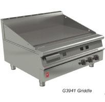 G3641, G3641R, G3941 & G3941R GAS GRIDDLE PLATES